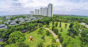Công trình kiến trúc xanh Ecopark