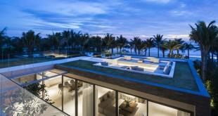 Kiến trúc biệt thự biển Naman Residences