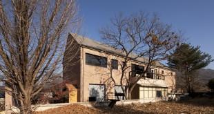 Nhà trong nhà - Kiến trúc độc đáo ở Hàn Quốc