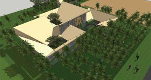 Tòa nhà Đại học FPT giành giải nhất Kiến trúc xanh Việt Nam.01