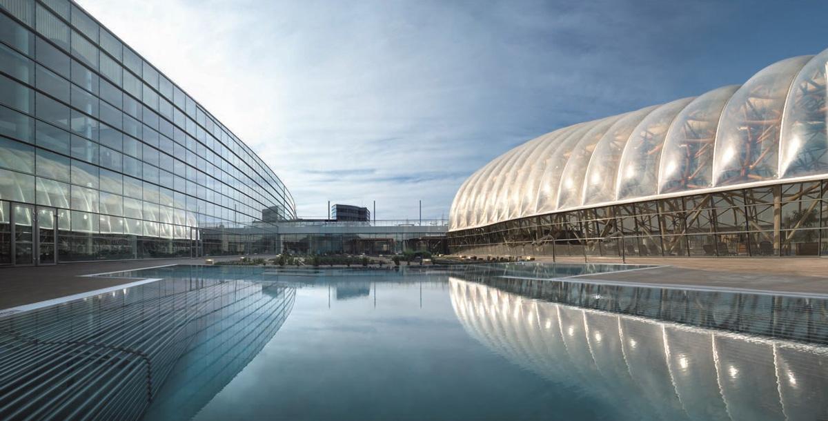 Nhà thiết kế kiến trúc nổi tiếng GINA Barcelona Architects. 01
