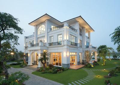 Ngắm nhìn những kiến trúc biệt thự đẹp nhất - Ảnh 10