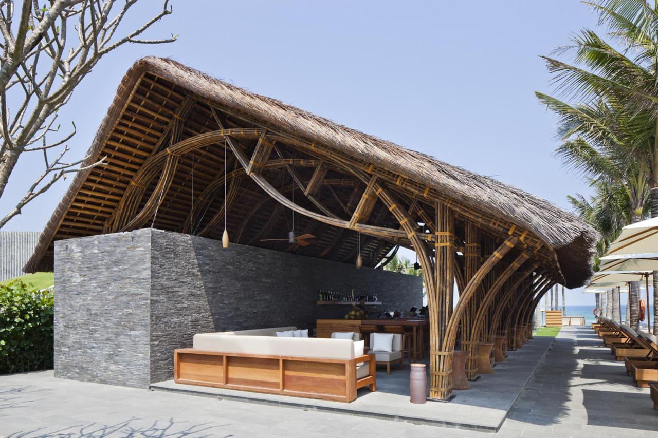 Khu nghỉ dưỡng có thiết kế kiến trúc độc nhất - Hình ảnh 02