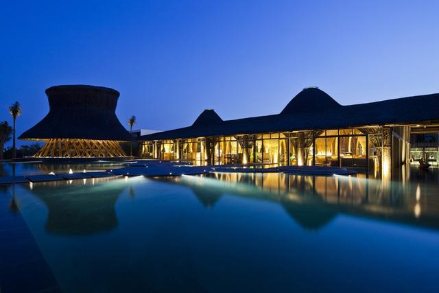Kiến trúc Việt Nam đạt giải thưởng thế giới 2016- Naman Retreat.1