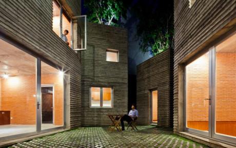 Kiến trúc Việt Nam đạt giải thưởng thế giới 2016- Nhà cây.02