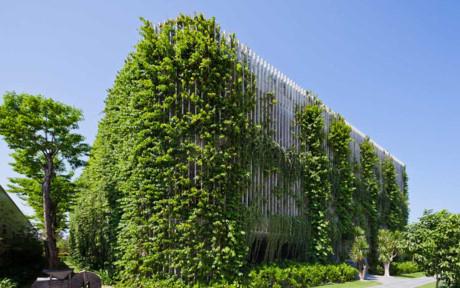 Kiến trúc Việt Nam đạt giải thưởng thế giới 2016- Nhà cây.03