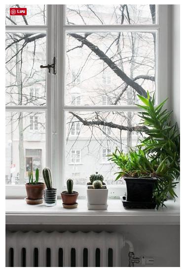 Những ý tưởng sáng tạo trang trí khu cửa sổ - Ảnh 02