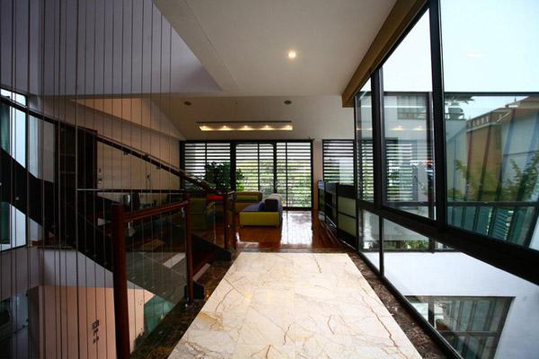 Ứng dụng công nghệ cao trong kiến trúc biệt thự - Ảnh 03