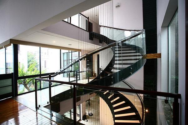 Ứng dụng công nghệ cao trong kiến trúc biệt thự - Ảnh 04