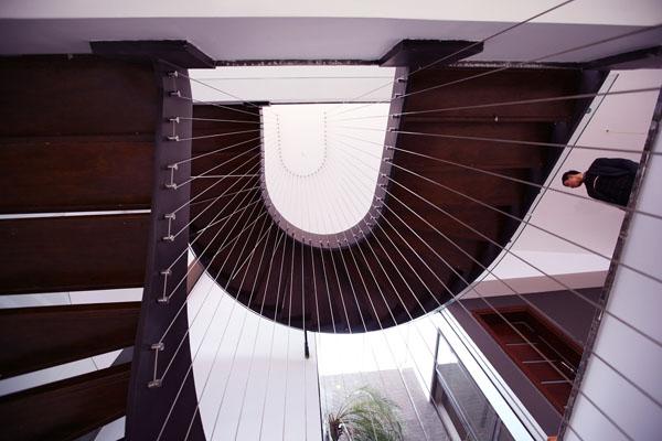 Ứng dụng công nghệ cao trong kiến trúc biệt thự - Ảnh 05