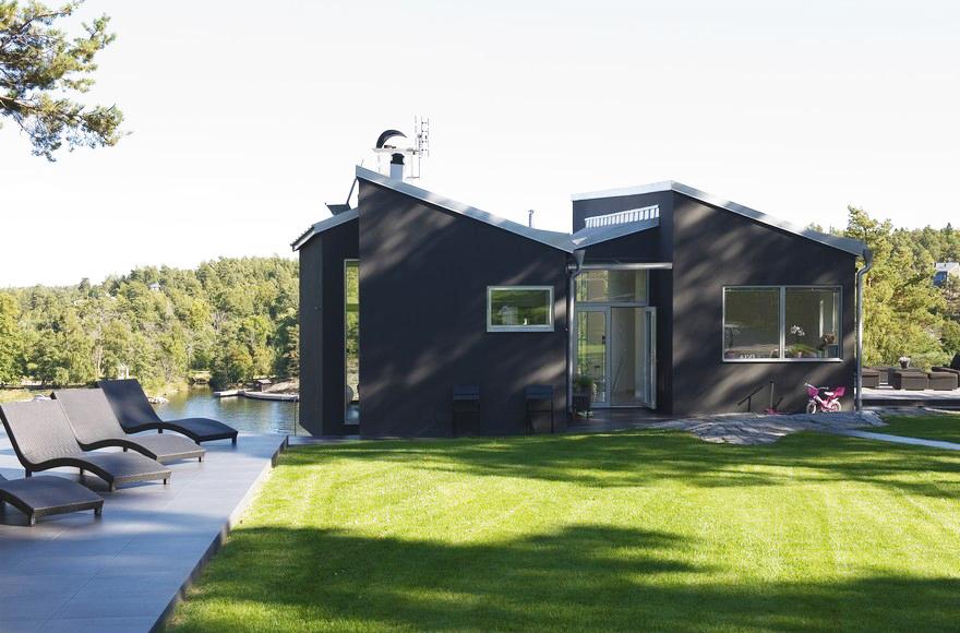 Căn Villa hiện đại có tầm nhìn đẹp ra biển - Ảnh 02