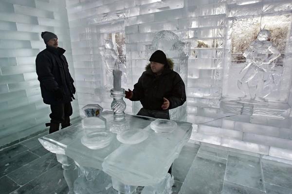 Chiêm ngưỡng cung điện băng tuyệt đẹp Ice Palace. 04