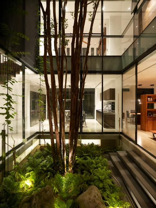 Kiến trúc biệt thự đẹp xanh ngát vạn người mơ ước 1