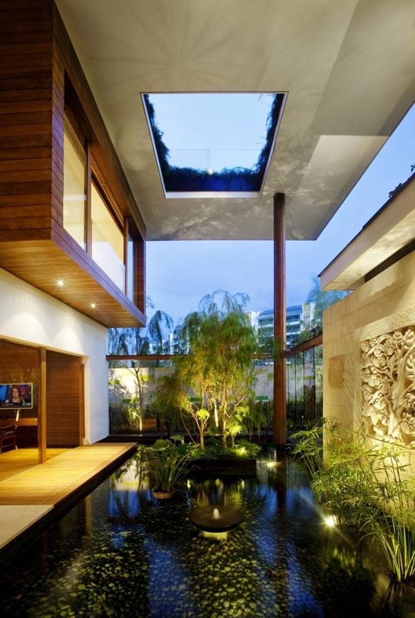 Kiến trúc biệt thự đẹp xanh ngát vạn người mơ ước 3