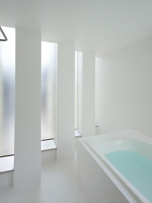 Kiến trúc nhà ống với thiết kế hình nan quạt - Ảnh 05