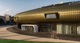 Kiến trúc trung tâm nghệ thuật đương đại Luigi Pecci - Ảnh 03