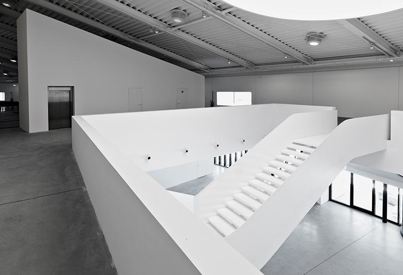 Kiến trúc trung tâm nghệ thuật đương đại Luigi Pecci. 04