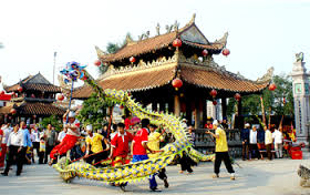 Kiến trúc Việt nam chùa Keo Hành Thiện - Ảnh 01