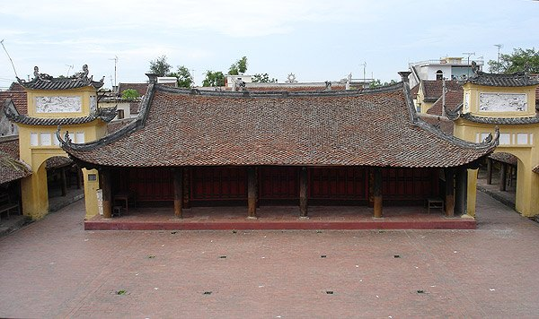 Kiến trúc Việt nam chùa Keo Hành Thiện - Ảnh 04