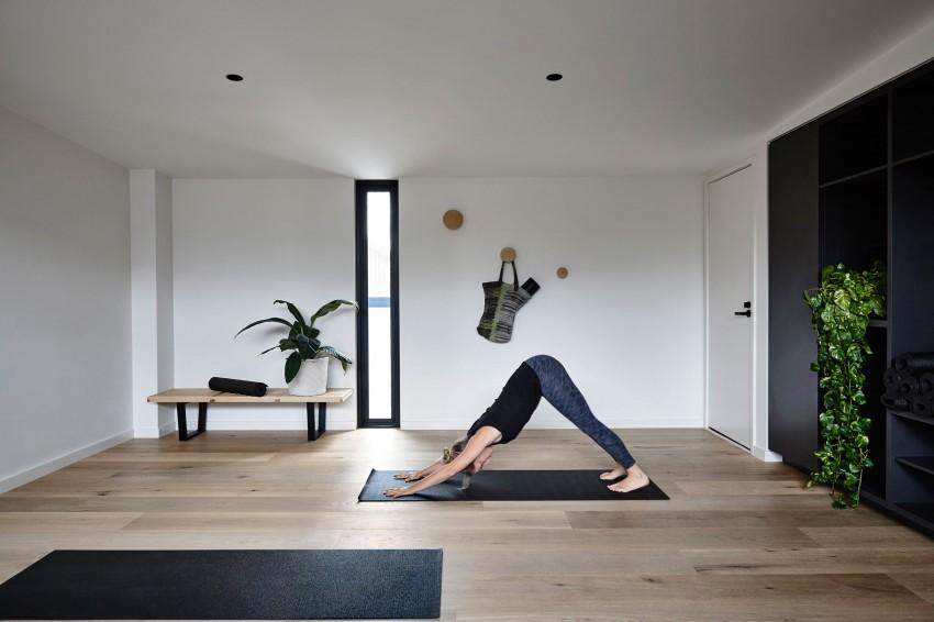 Nhà đẹp hiện lên huyền ảo với lớp dạy yoga - Ảnh 07