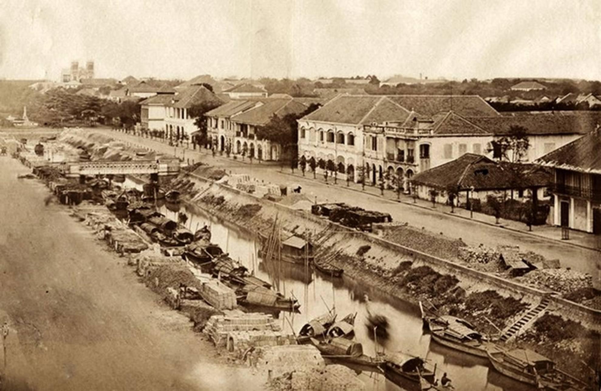Ấn tượng nét kiến trúc phố đi bộ Nguyễn Huệ.01