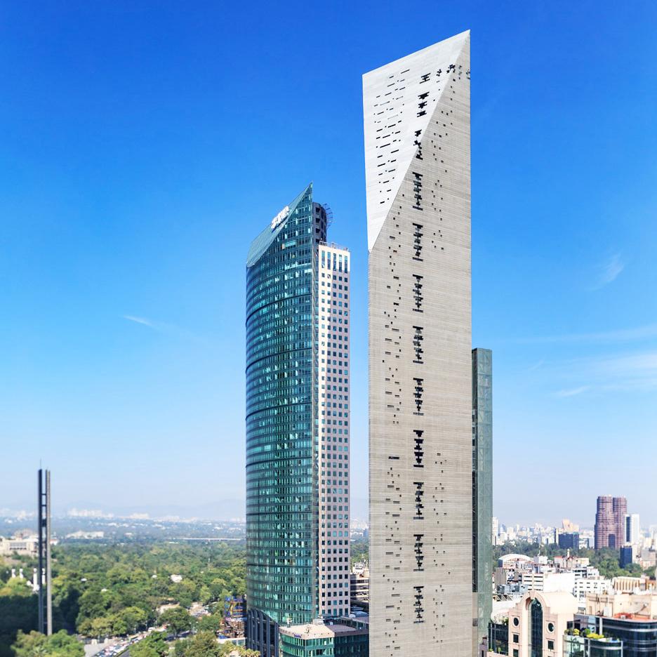 Những kiến trúc tòa nhà chọc trời nổi bật năm 2016.6