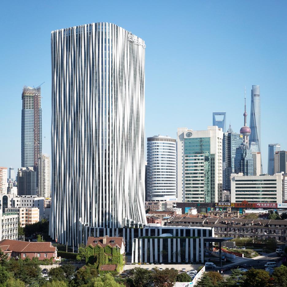 Những kiến trúc tòa nhà chọc trời nổi bật năm 2016.8