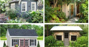 Ý tưởng thiết kế kiến trúc nhà vườn đẹp như trong chuyện cổ tích.1