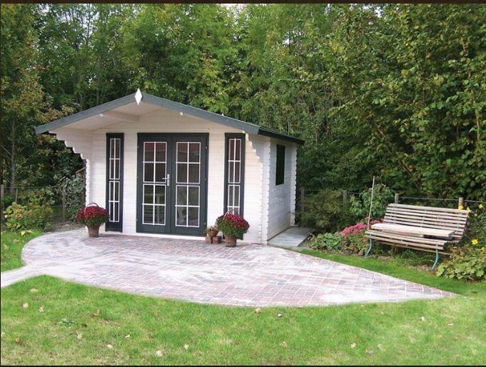 Ý tưởng thiết kế kiến trúc nhà vườn đẹp như trong chuyện cổ tích.4