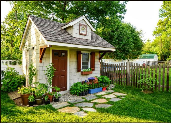 Ý tưởng thiết kế kiến trúc nhà vườn đẹp như trong chuyện cổ tích.5