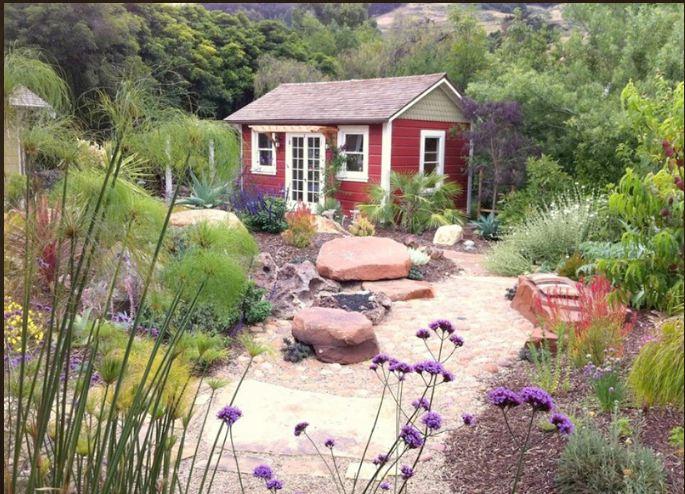Ý tưởng thiết kế kiến trúc nhà vườn đẹp như trong chuyện cổ tích.6