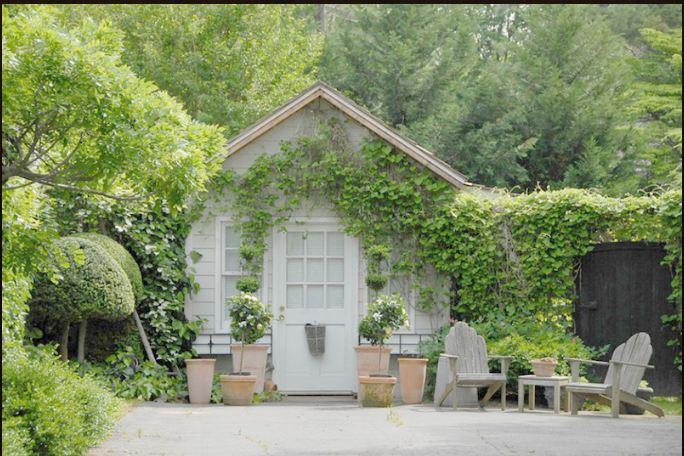 Ý tưởng thiết kế kiến trúc nhà vườn đẹp như trong chuyện cổ tích.7