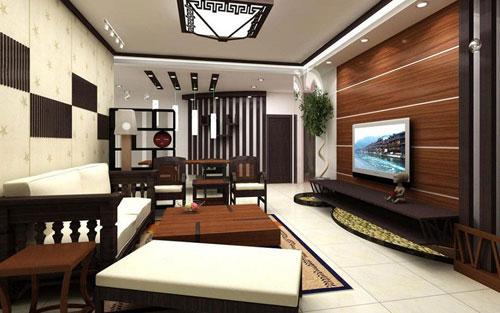 Mẹo hay trang trí tường phòng khách cho ngôi nhà của bạn- Ảnh 1