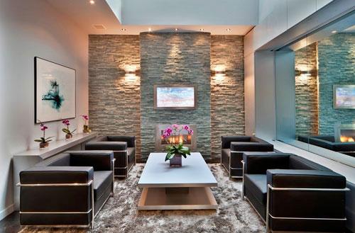 Mẹo hay trang trí tường phòng khách cho ngôi nhà của bạn- Ảnh 3