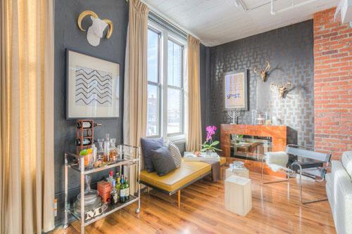 Mẹo hay trang trí tường phòng khách cho ngôi nhà của bạn- Ảnh 4