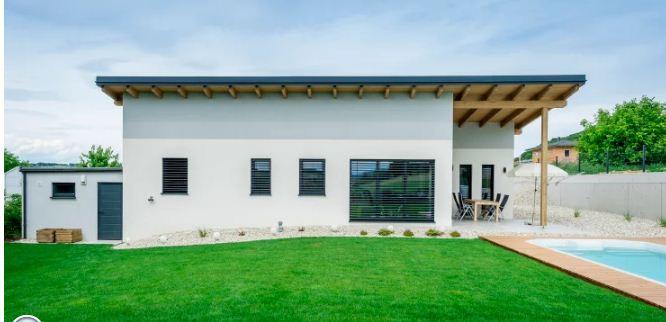 Những ngôi nhà đẹp độc đáo để bạn nghỉ dưỡng. 5