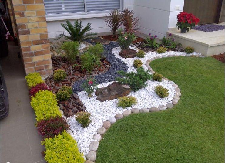 Thiết kế sân vườn xanh mướt giảm nhiệt mùa hè. 4