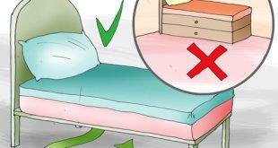 Điều cần tánh trong phong thủy phòng ngủ nhà ống. 6