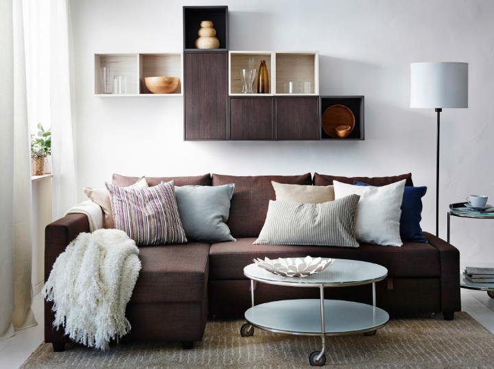 Nguyên tắc thiết kế phòng khách hoàn hảo cho nhà ống. 1