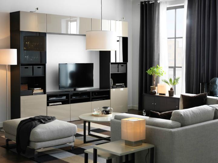 Nguyên tắc thiết kế phòng khách hoàn hảo cho nhà ống. 2