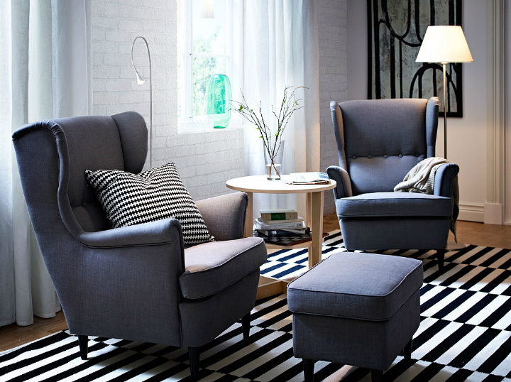 Nguyên tắc thiết kế phòng khách hoàn hảo cho nhà ống. 3