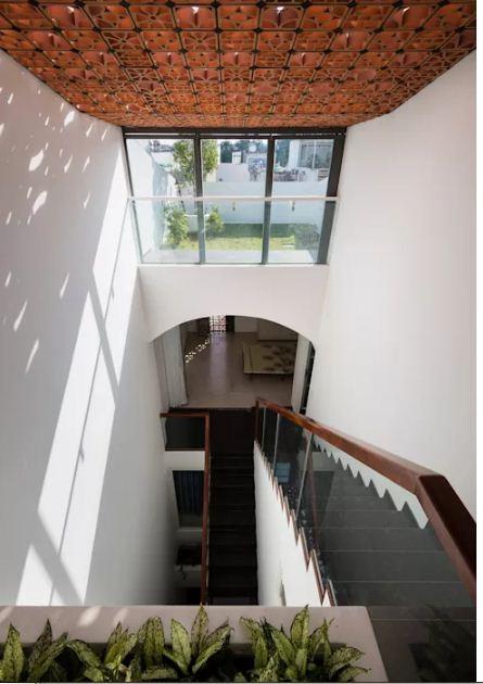 Nhà phố đẹp 3 tầng 4x15m thiết kế độc đáo. 4