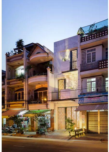 Nhà phố đẹp 3 tầng 4x15m thiết kế độc đáo. 6