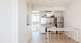 Thiết kế nhà thông minh cho vợ chồng trẻ 24m2. 5