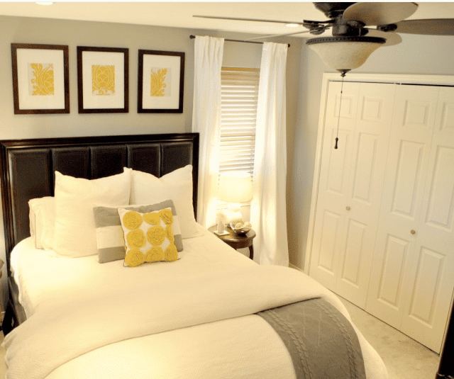 Thiết kế phòng ngủ nhà ống cá tính hợp phong thủy. 3