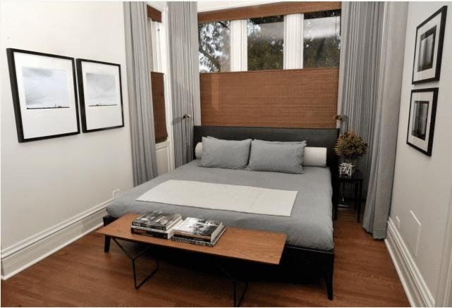Thiết kế phòng ngủ nhà ống cá tính hợp phong thủy. 4