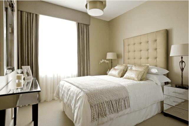 Thiết kế phòng ngủ nhà ống cá tính hợp phong thủy. 5