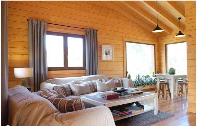 Nhà vườn đơn giản với nội thất cực chất 78m2. 4