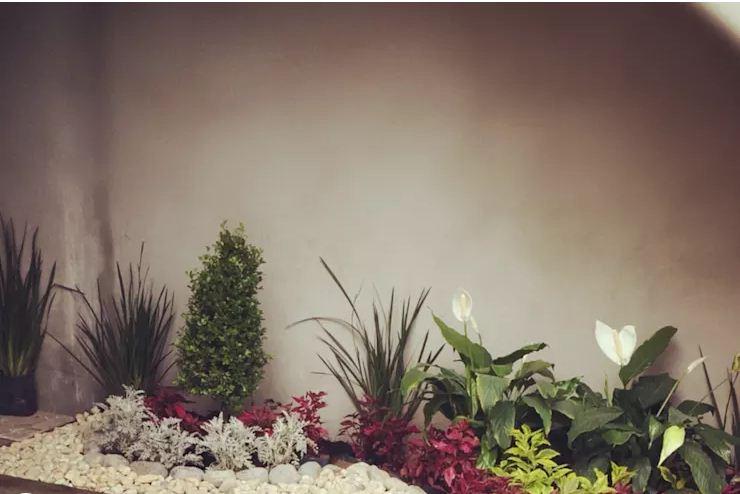 trang trí sân vườn tiểu cảnh cho nhà đẹp mê ly. 6