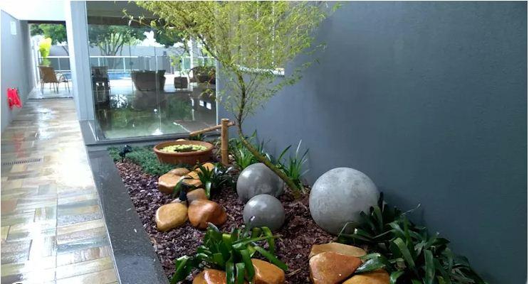 trang trí sân vườn tiểu cảnh cho nhà đẹp mê ly